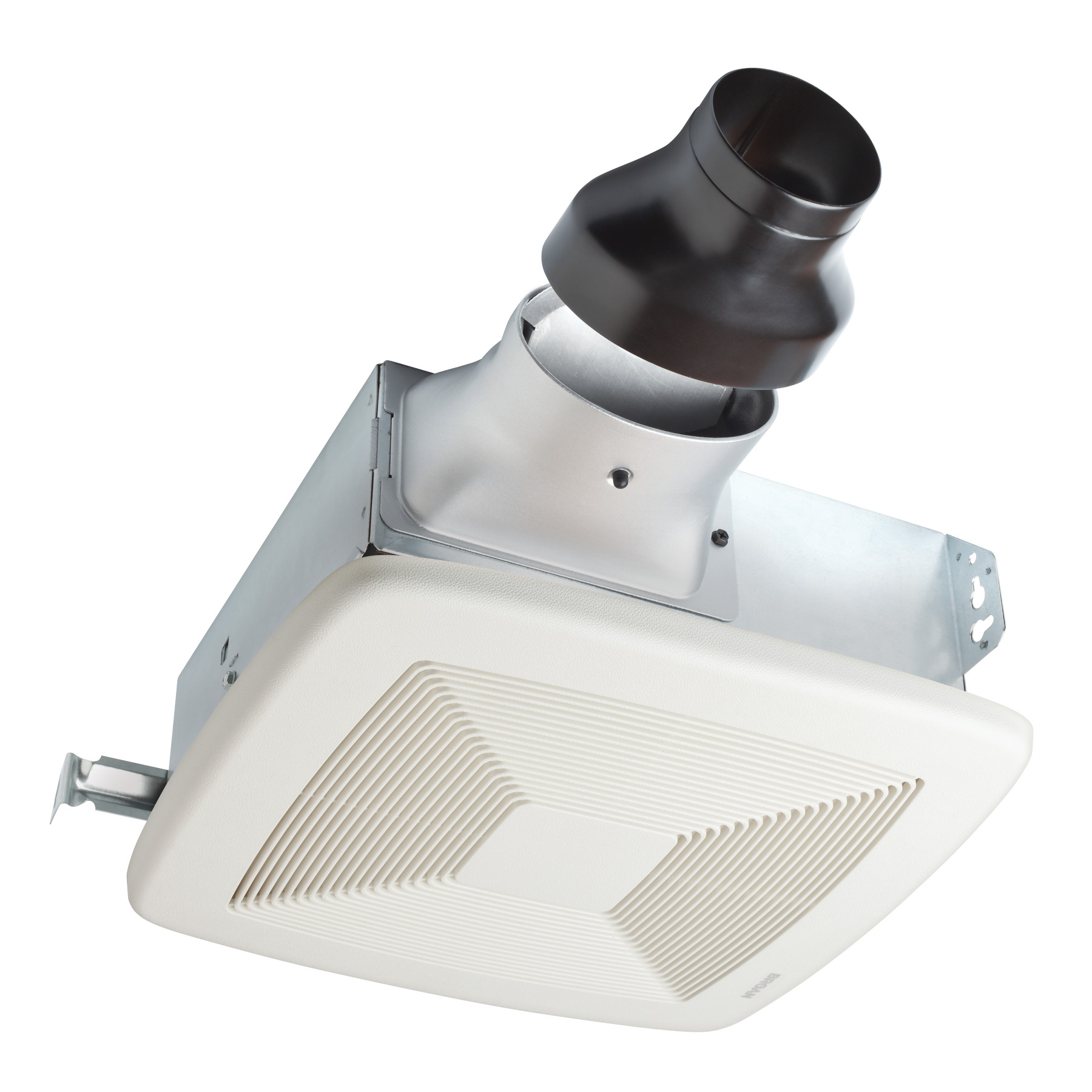 Broan® LoProfile™ Exhaust Ventilation Fan Finish Pack, White,  80 CFM