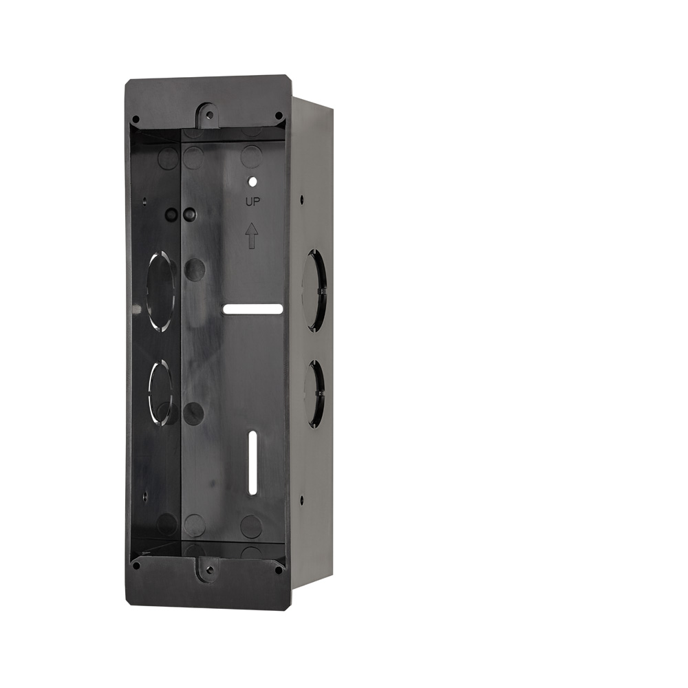 Flush Mounted Smart Video Doorbell Rough-In Box