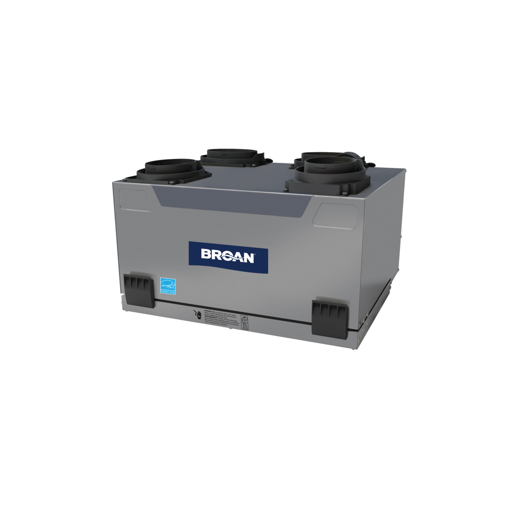 Broan® Compact Flex Series™ High Efficiency Heat Recovery Ventilator, 115 CFM at 0.4 in. w.g.