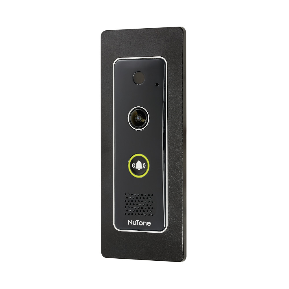 Flush Mounted Smart Video Doorbell Camera