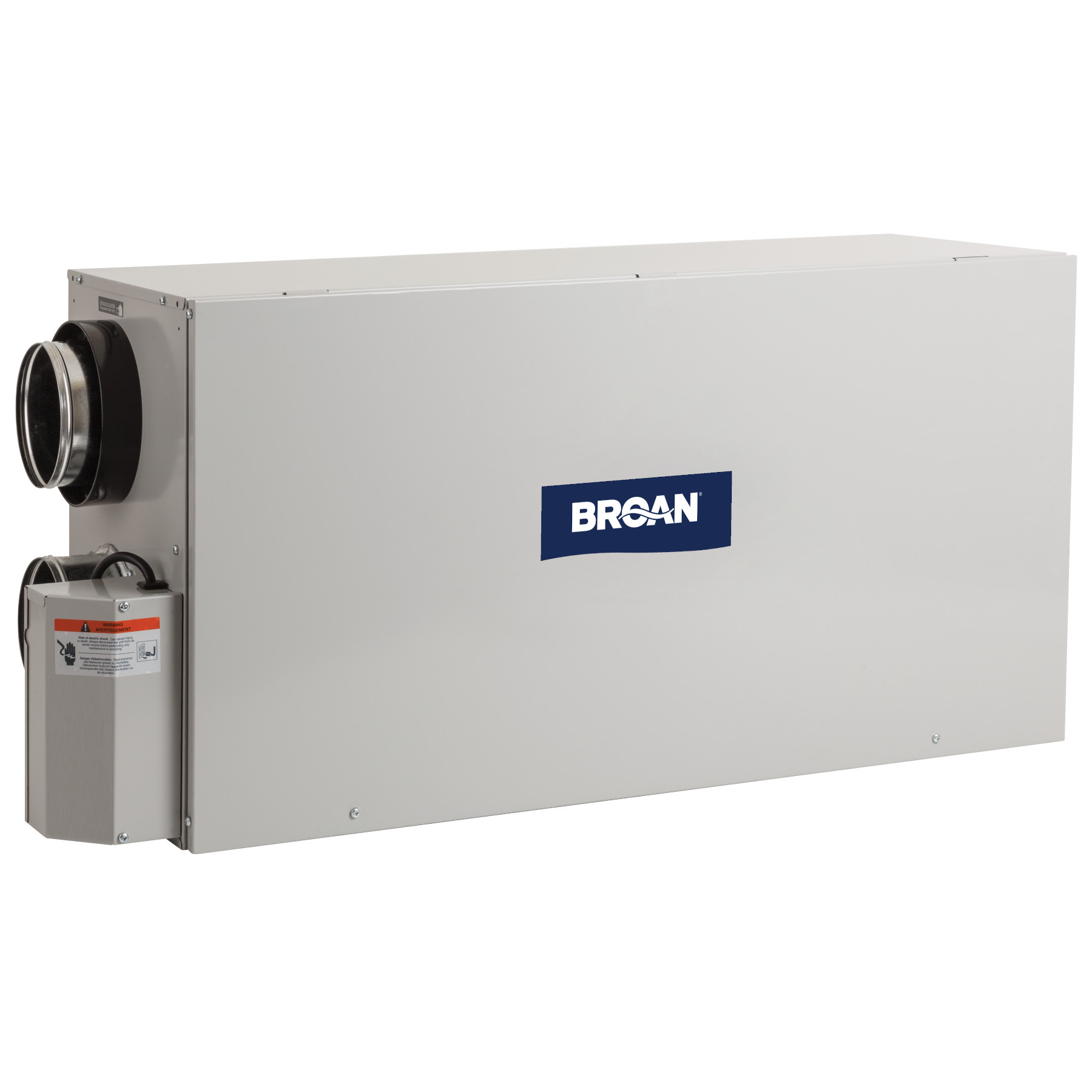 Broan® Advanced Series Energy Recovery Ventilator, 100 CFM at 0.4 in. w.g.