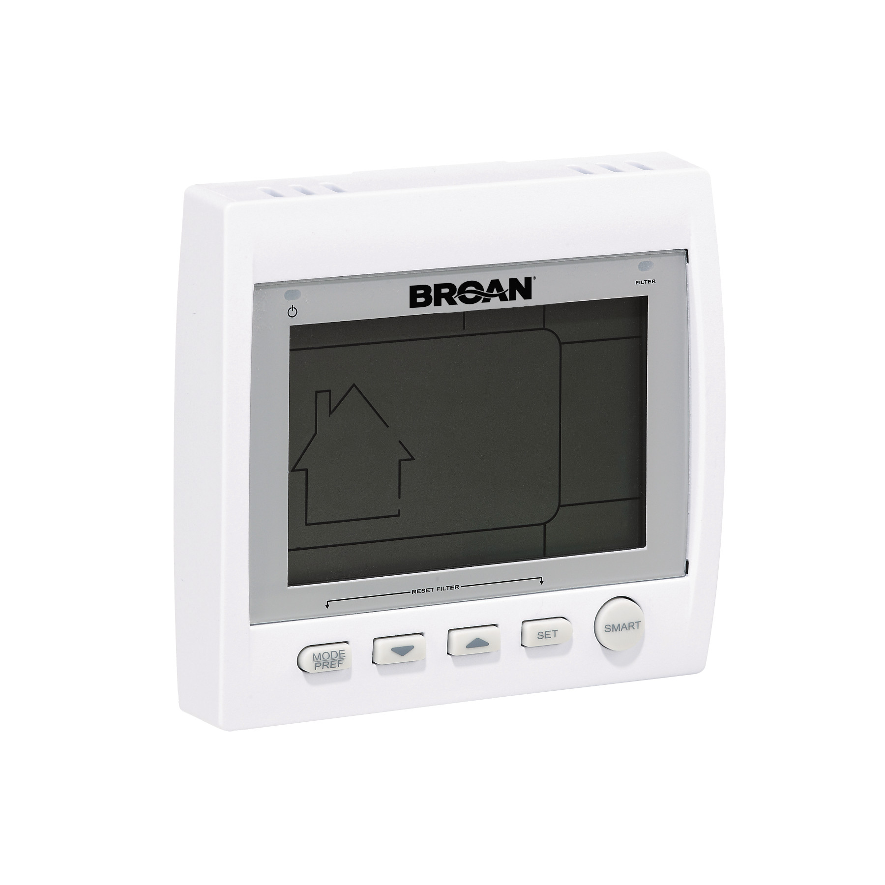 Broan® VT8W Programable Wall Control