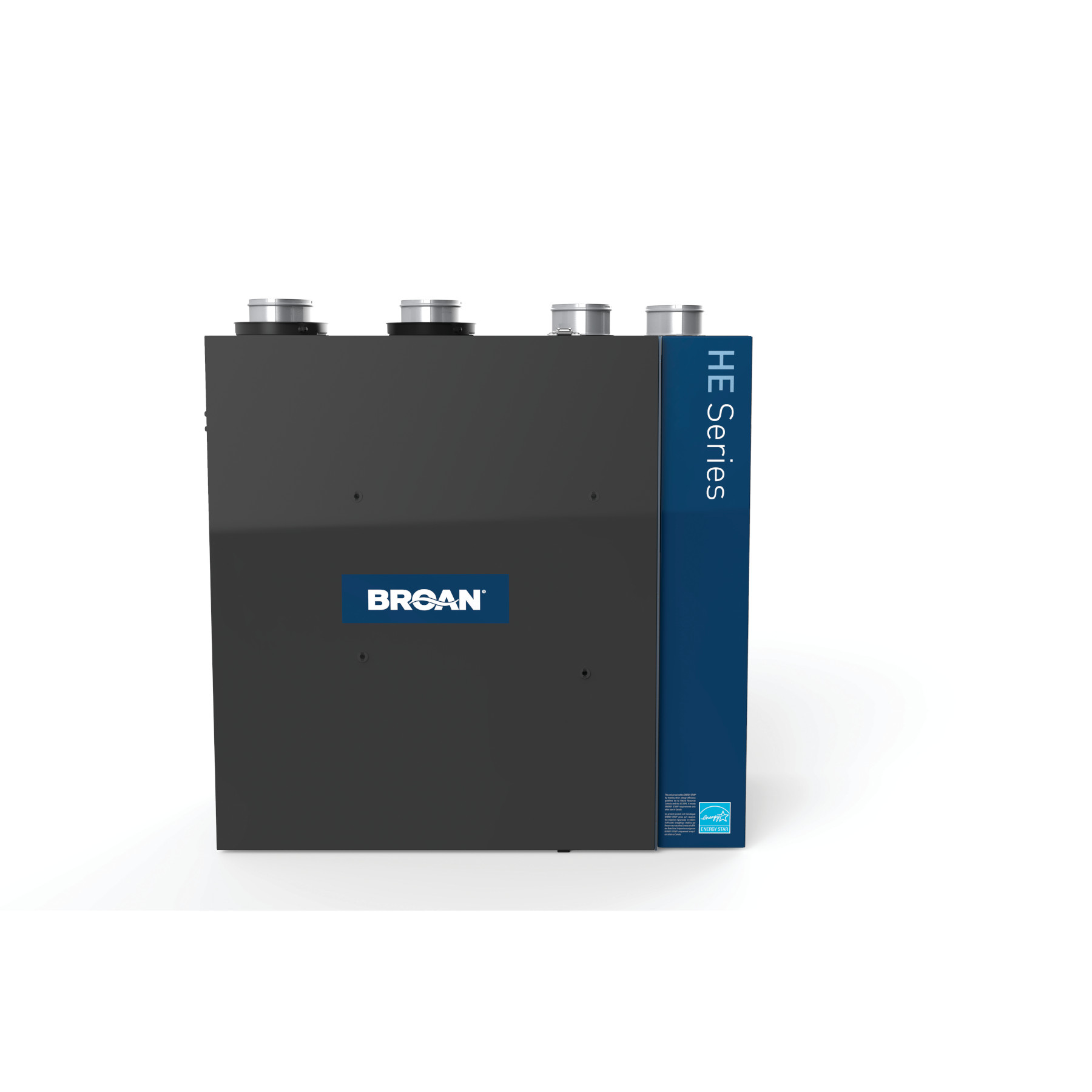 Broan® HE Series Energy Recovery Ventilator, 210 CFM at 0.4 in. w.g.