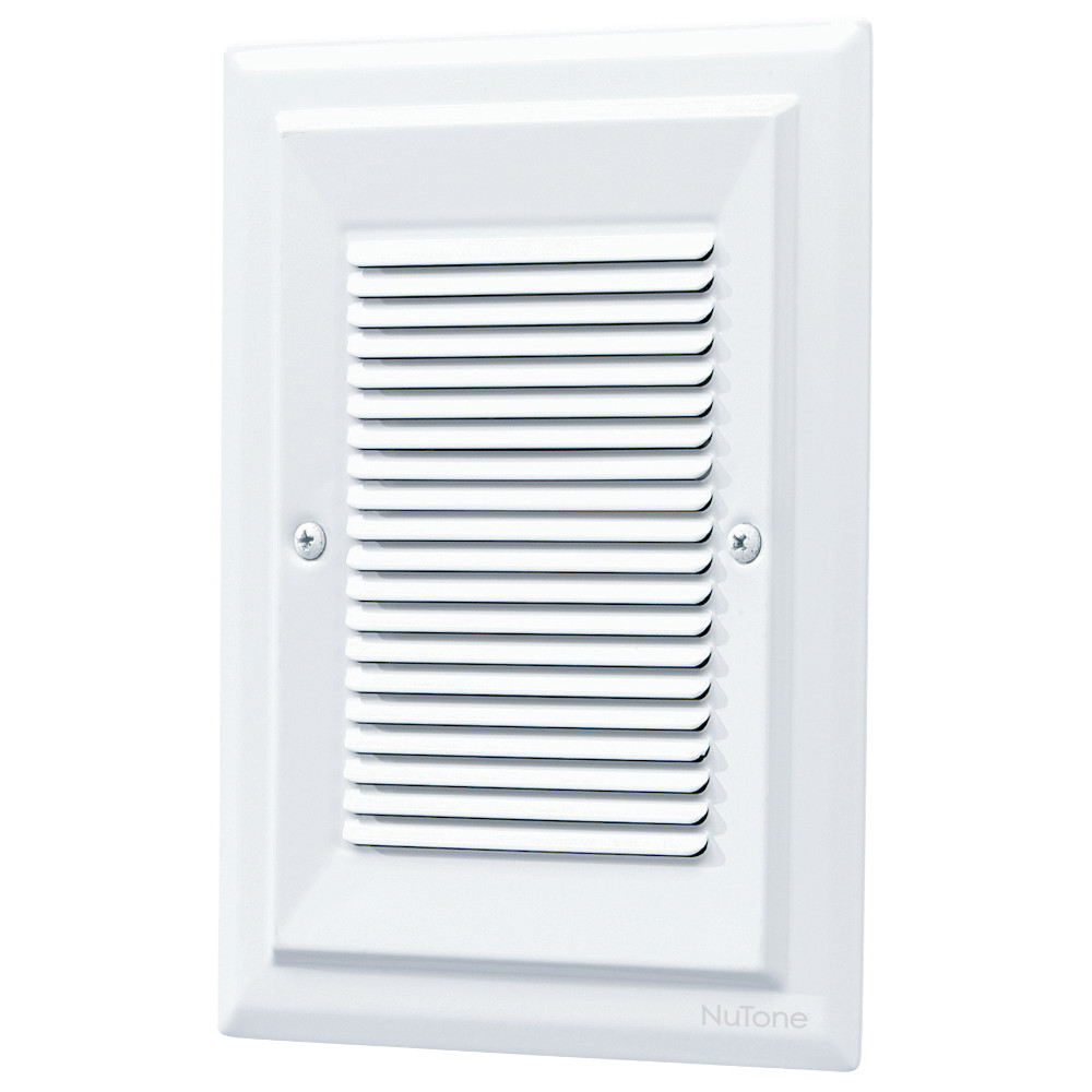 Recessed Westminster Wired Doorbell, White