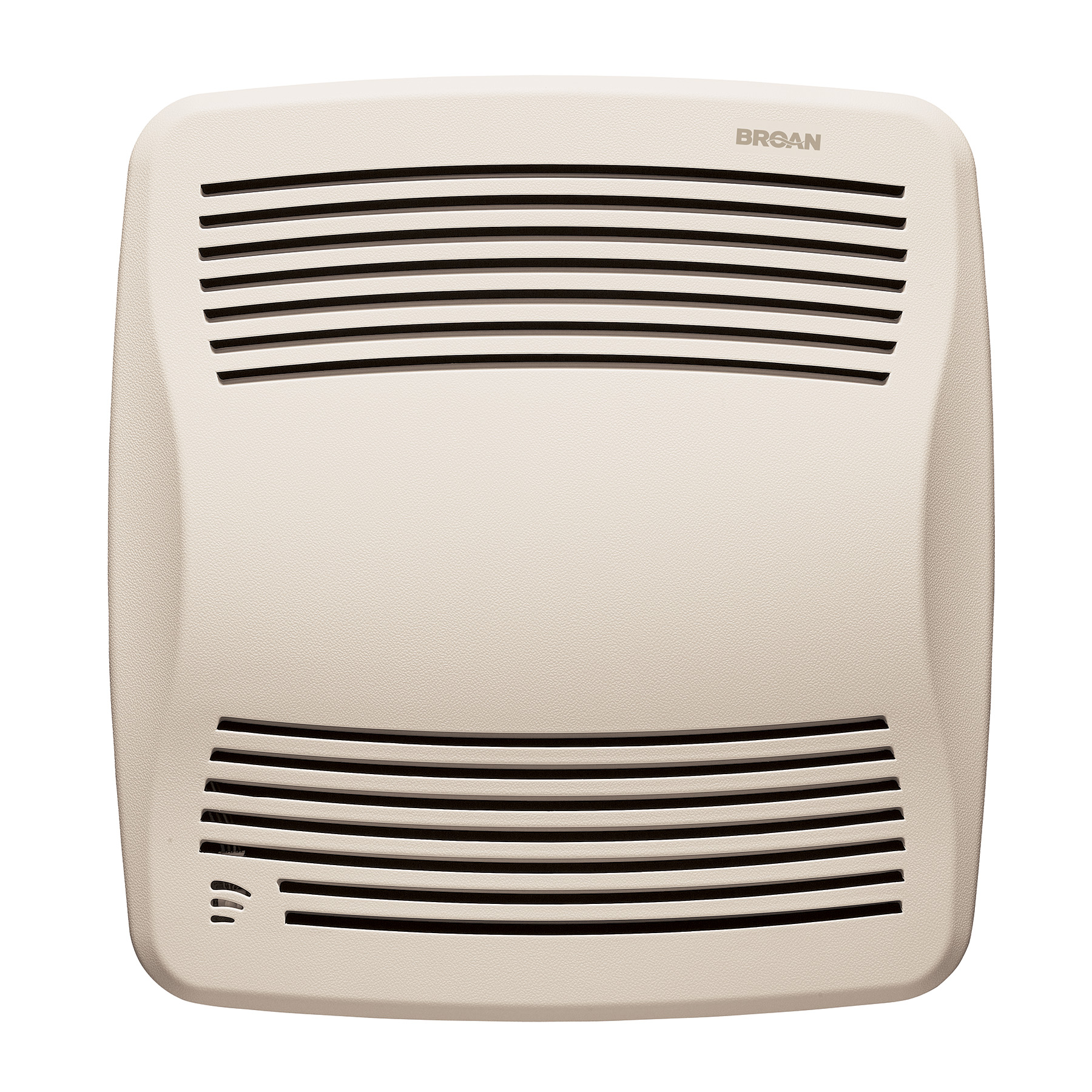 Broan® 110 CFM Humidity Sensing Exhaust Vent Fan w/ White Grille, ENERGY STAR®