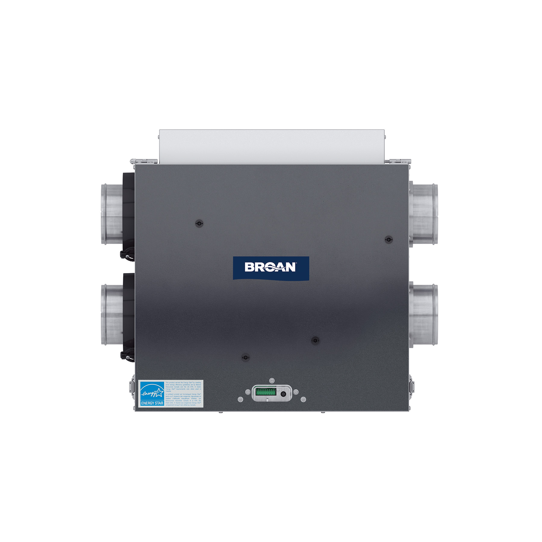 Broan® Energy Recovery Ventilator for high-rise residential towers and southern regions