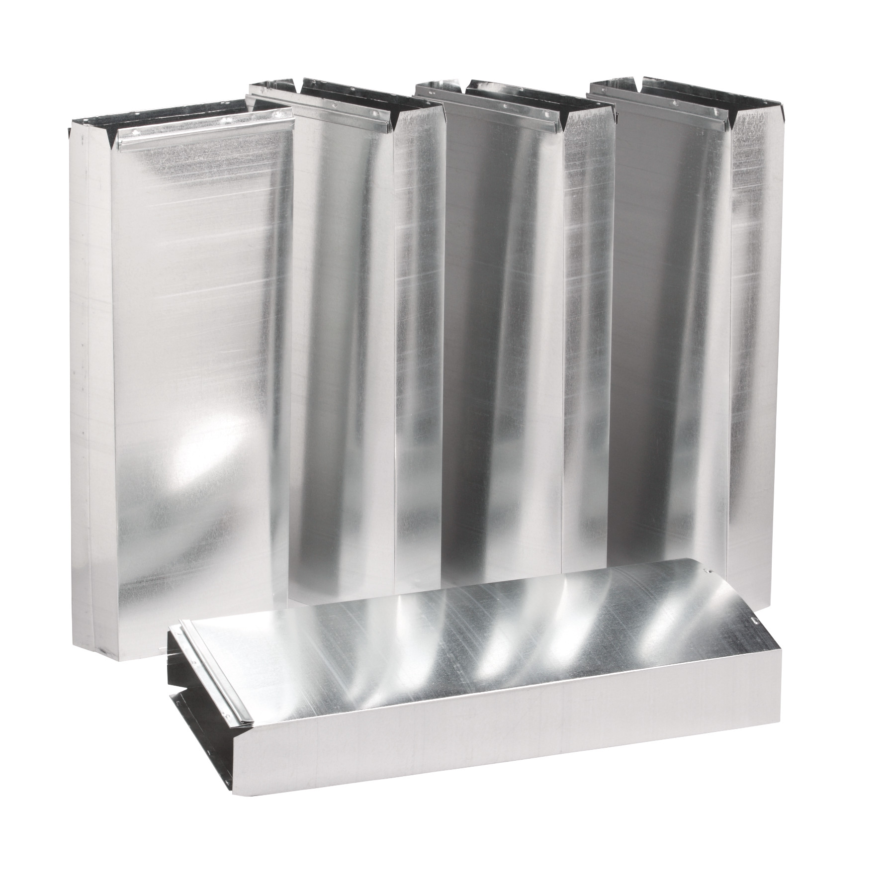 3-1/4-Inch x 10-Inch Duct Sections for Range Hoods and Bath Ventilation Fans