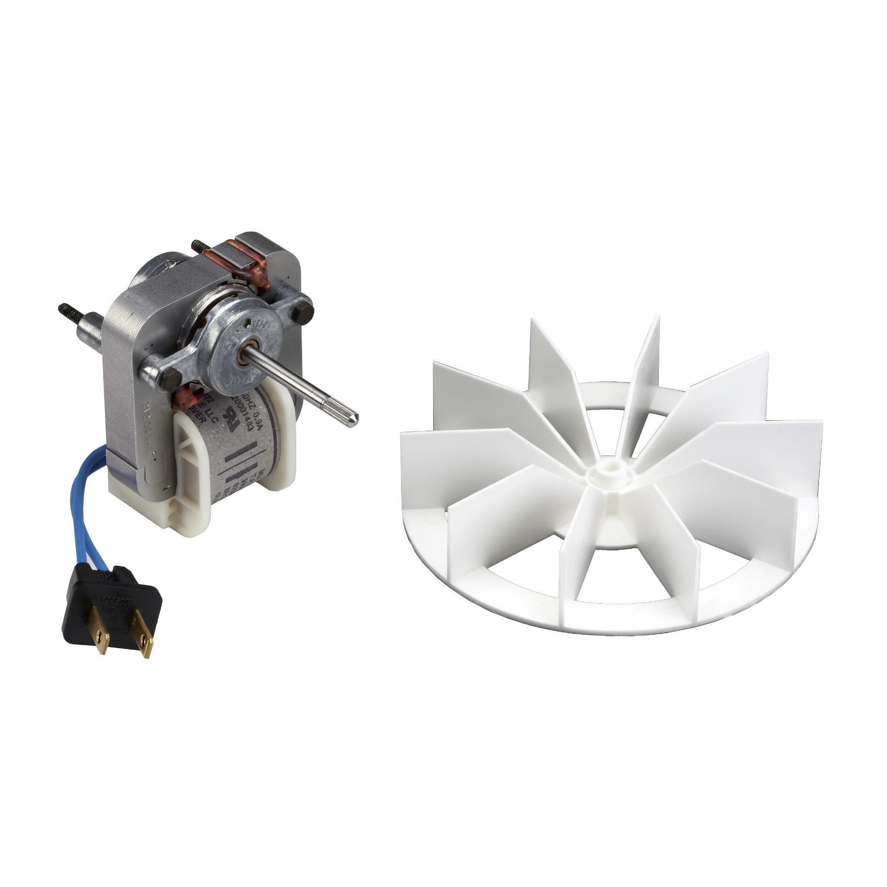 Broan-NuTone® 50CFM Replacement Motor and Wheel